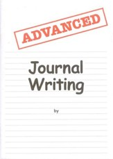 Advanced Journal Writing, Grades 4-6  - Slightly Imperfect