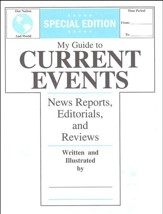 My Guide to Current Events, Grades 4-6