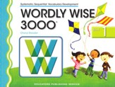 Wordly Wise 3000 Student Book Grade 1,