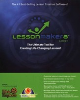 Lessonmaker 8 Adult Edition on CD-ROM