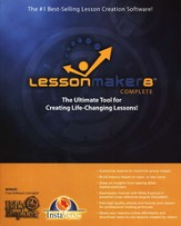 LESSONmaker 8 Complete Edition on CD-ROM