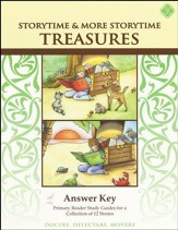 StoryTime Treasures, Teacher's Key