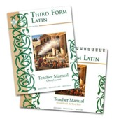 Third Form Latin, Teacher's Manual with Workbook and Test Key