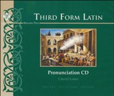 Third Form Latin, Pronunciation CD