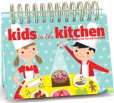 Kids In the Kitchen Easel Recipe Book