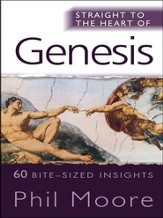 Straight to the heart of Genesis: 60 bite-sized insights - eBook