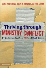 Thriving through Ministry Conflict - eBook