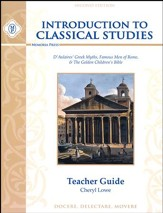 Introduction to Classical Studies: Teacher's Guide