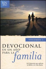 Devocional en un año para la familia #1 (One Year Family Devotions #1)