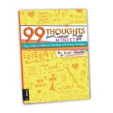 99 Thoughts about Junior High Ministry: TIPS, TRICKS, AND TIDBITS FOR WORKING WITH YOUNG TEENAGERS - eBook