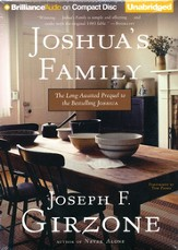 Joshua's Family Unabridged Audiobook on CD