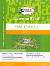 Learn to Read--Grade 1 Level 1 Kit