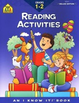 School Zone Reading Comprehension, An I Know It! Book, Grades 1-2