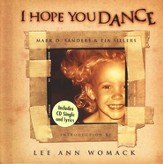 I Hope You Dance-With CD
