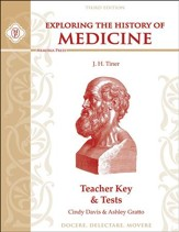 Exploring the History of Medicine Teacher Key & Tests, Third Edition