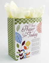 I Said a Prayer for You Today Gift Bag, Large