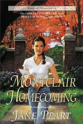 A Montclair Homecoming - eBook