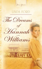 The Dreams Of Hannah Williams - eBook