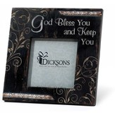 God Bless Your and Keep You Photo Frame