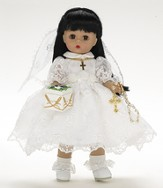 My First Communion Doll, Latin