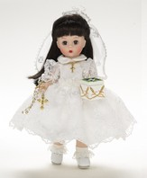 My First Communion Doll, Brunette