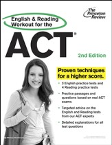 English and Reading Workout for the ACT, 2nd Edition - eBook