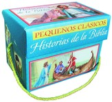 Historias de la Biblia: Pequenos Clasicos, Stories of the Bible (boxed set)