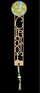 Name Above All Names Bookmark, Creator