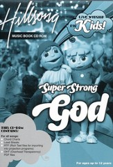 Super Strong God (CD-ROM Songbook)