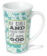 Mega Mug-Be Still