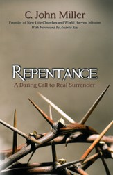 Repentance: A Daring Call to Real Surrender - eBook
