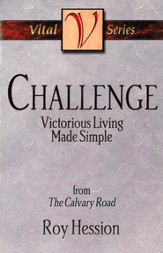 Challenge: Victorious Living Made Simple - eBook