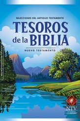 Tesoros de la Biblia NTV (Treasures of the Bible)