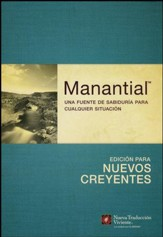 Manantial: Edición para Nuevos Creyentes  (TouchPoints for New Believers)