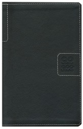 NLT Teen Life Application Study Bible, Compact Black Go Leatherlike