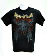 Relentless Shirt, Black, Extra Large