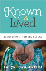 Known and Loved: 52 Devotions from the Psalms - eBook