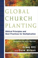 Global Church Planting: Biblical Principles and Best Practices for Multiplication - eBook