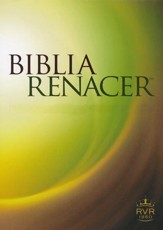 Biblia Renacer RVR60, hardcover, The Life Recovery Bible
