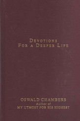 Contemporary Classic/Devotions for a Deeper Life - eBook