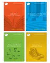 Bible Savvy Set of 4 books / New edition - eBook