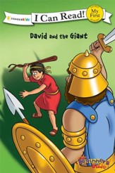 David and the Giant - eBook