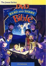 Christmas: Read And Share DVD Bible