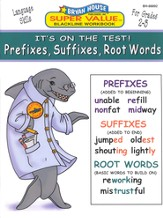 Prefixes, Suffixes, Root Words, Grades 2-3