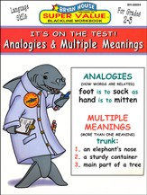 Analogies & Multiple Meanings--Grades 2 to 3