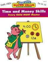 Time & Money Skills Gr 1-2