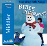 Bible Journeys Middler (Grades 3-4) Audio CD