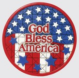 God Bless America Stepping Stone