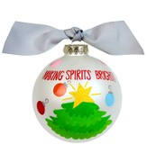 Making Spirits Bright Ornament