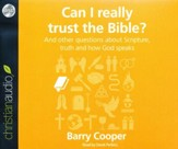 Can I Really Trust the Bible? - unabridged audio book on CD